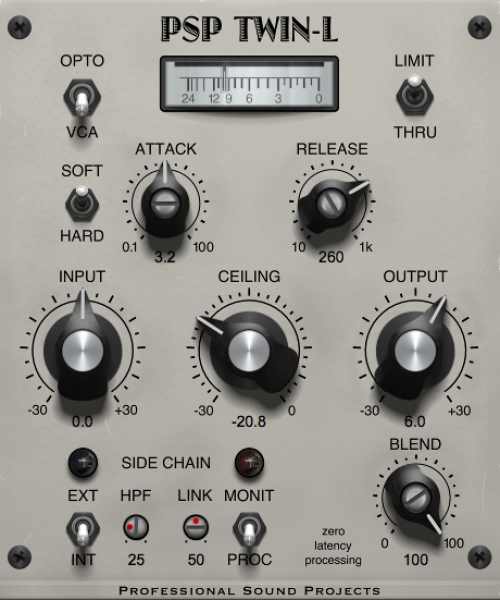 Hi-quality mastering dither processor